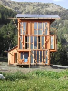 casa solare studio albori