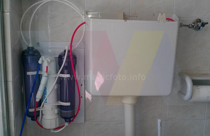 impianto osmosi inversa